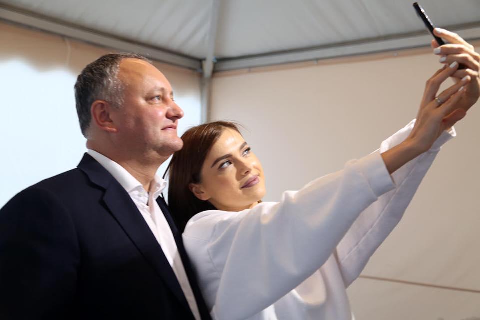 Елена Темникова о концерте в Кишиневе: Вся планета нас слышала и хотела к нам