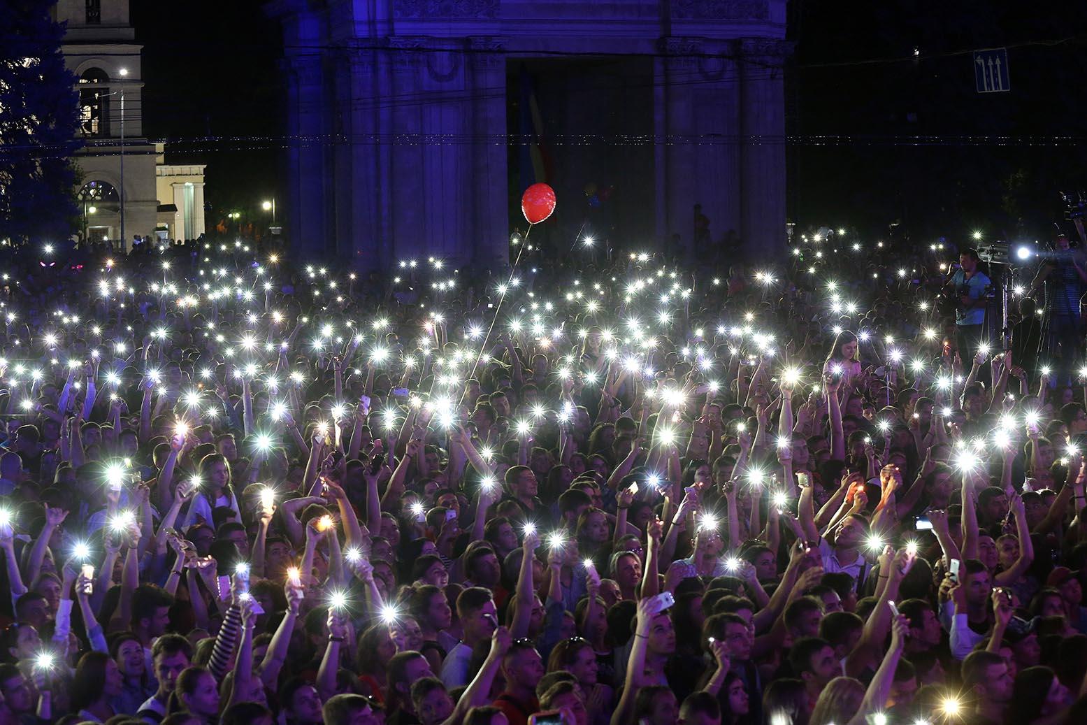 Варнава, «Градусы», «А-Студио» и Мот в восторге от концерта в Кишиневе (ВИДЕО, ФОТО)