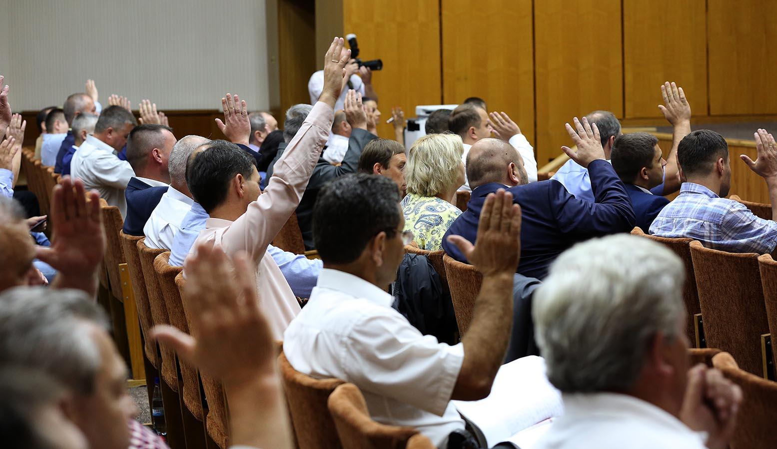 ПСРМ заявляет о начале общенациональных акций
