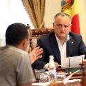 Додон рассказал, смогут ли молдаване работать в России без патентов