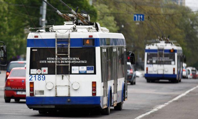 Троллейбус №4 и маршрутка №129 изменят маршруты своего движения