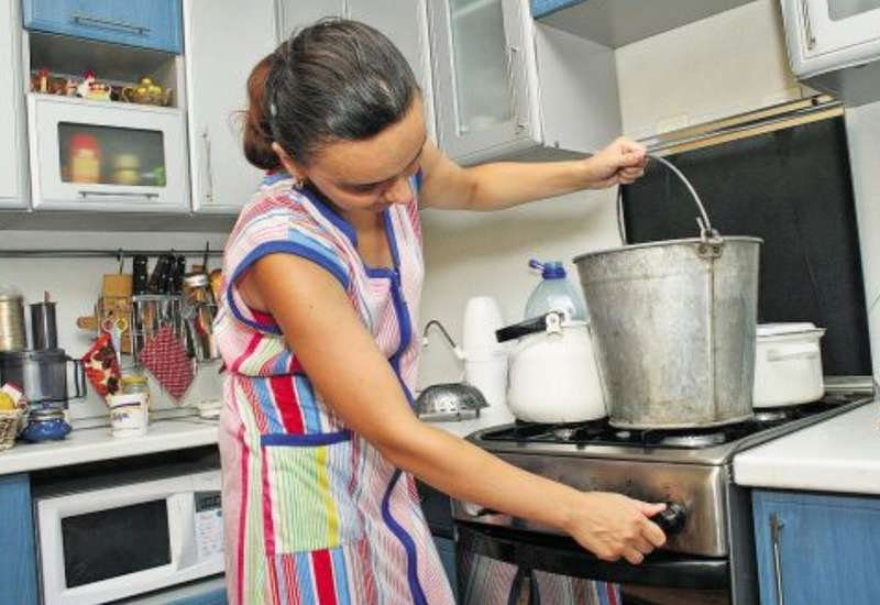 Десятки жителей Чекан останутся во вторник без воды