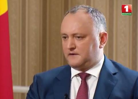 Додон: участие Молдавии в ЕАЭС стало отправной точкой для наращивания сотрудничества