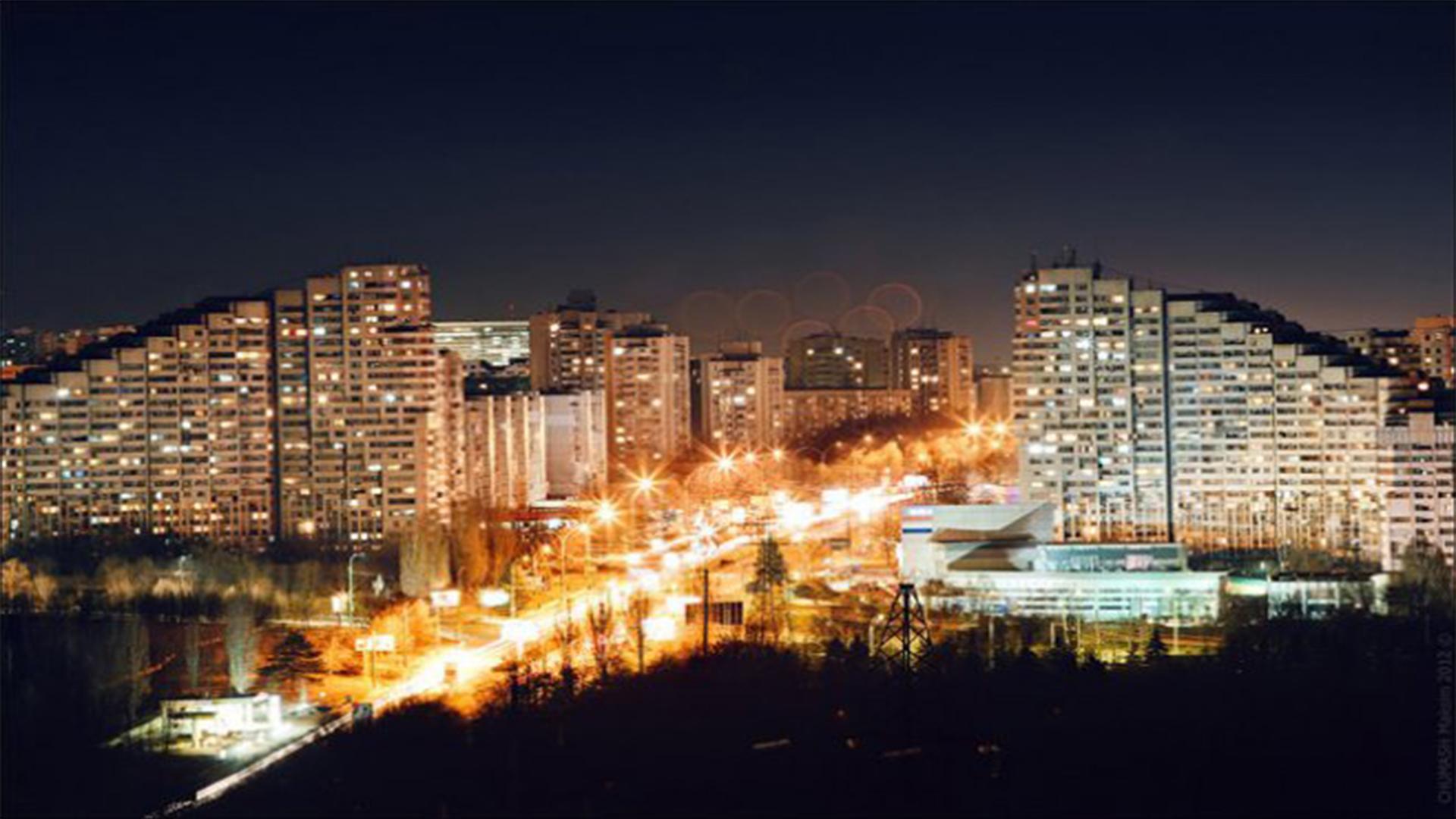 Уличное освещение в Кишиневе будет восстановлено в течение месяца