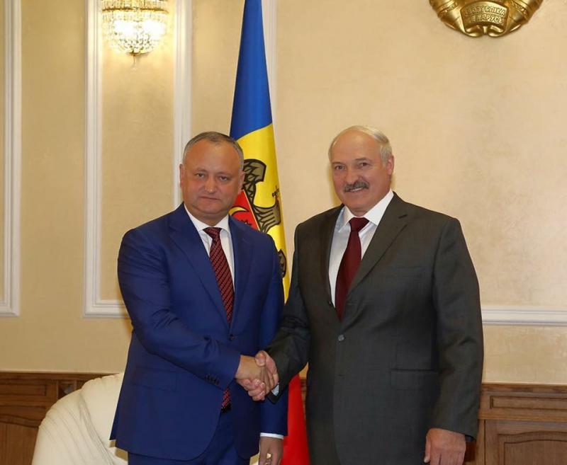 Итог встречи Додона и Лукашенко: готовится открытие прямого рейса Кишинев-Минск
