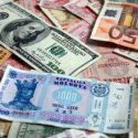 Падение четырех основных валют произойдет в Молдове в понедельник