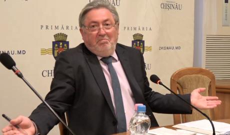 Нистор Грозаву заработал в прошлом году больше, чем Дорин Киртоакэ