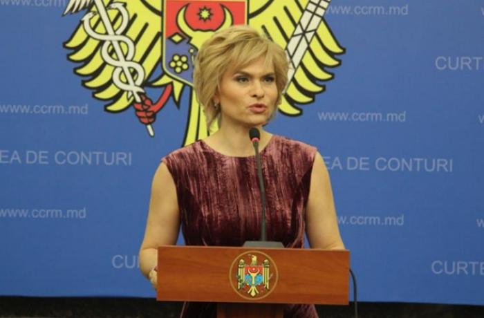 Приближенная Плахотнюка назначена вице-председателем Счетной палаты