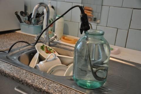 Жители девяти улиц столицы останутся завтра без воды
