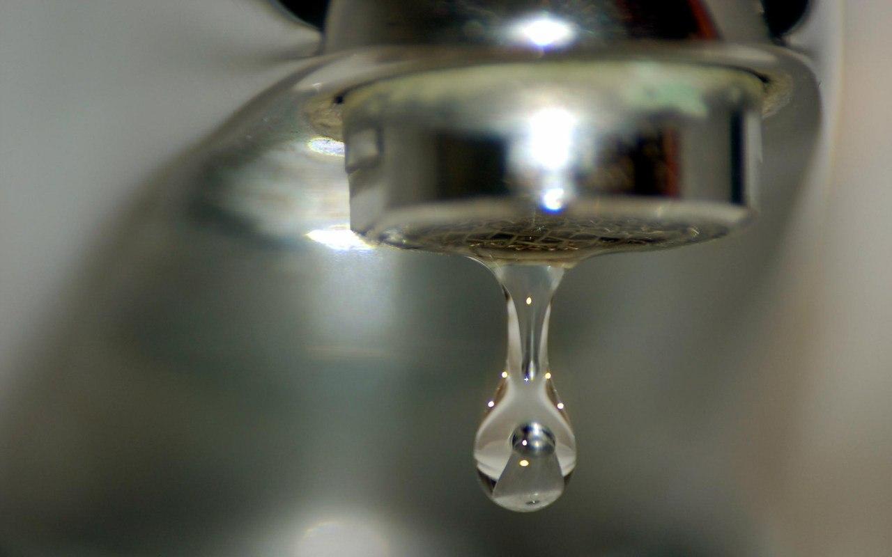 Сотни жителей Ботаники и Рышкановки останутся без воды в пятницу
