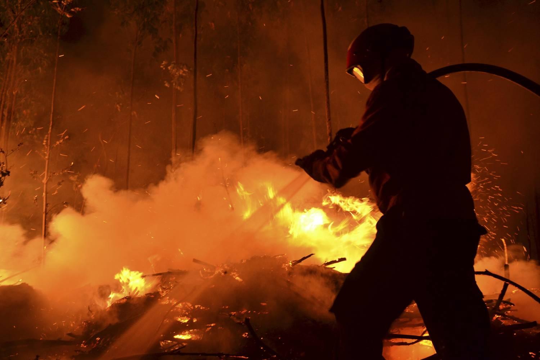 Пожар у «Дойны» тушили 4 часа