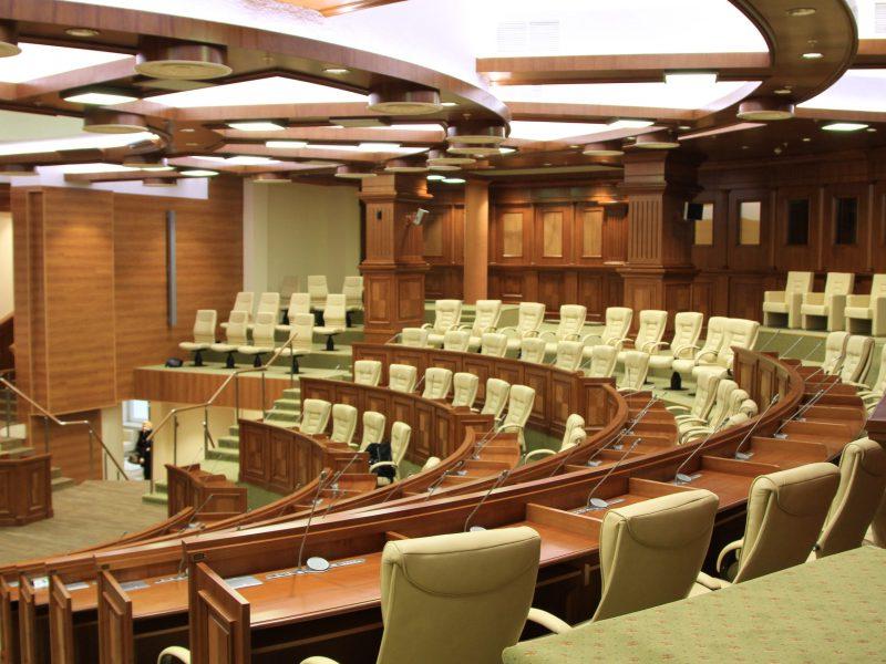 Проект налогово-бюджетной политики принят в первом чтении