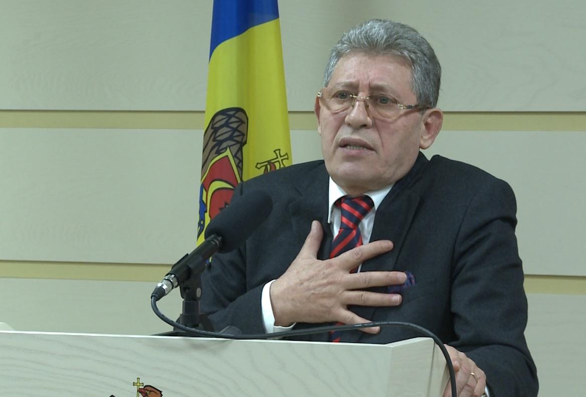 Михая Гимпу наказали за прогул заседаний парламента