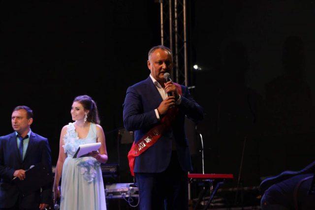 Додон: Гагаузия получит постоянное гарантированное представительство в парламенте