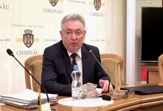Грозаву стал врио генпримара Кишинева (ФОТО)