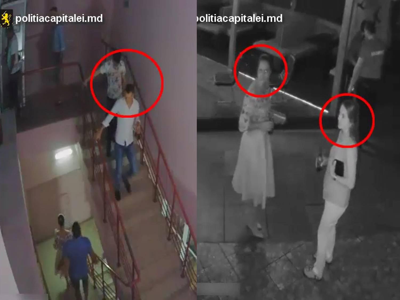 Драку в торговом центре Кишинева показали на видео
