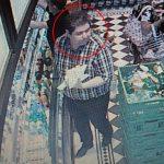 Полиция разыскивает карманника, укравшего 1500 евро у пассажира троллейбуса №24