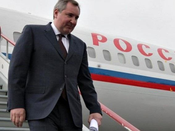 Рогозин вылетел в Тегеран на встречу с Додоном