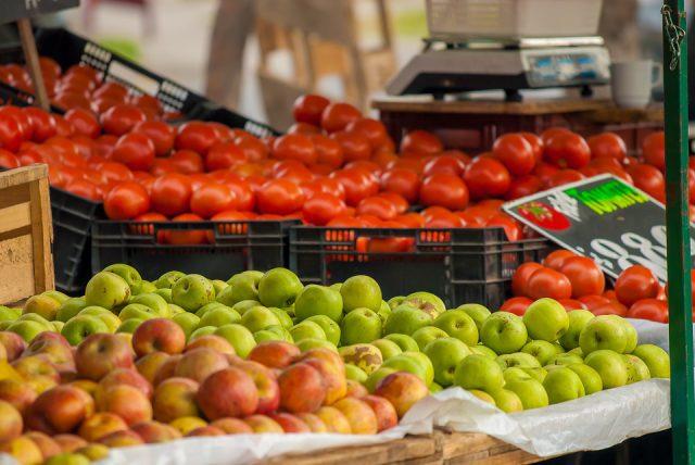 Цены на фрукты и овощи в Молдове растут