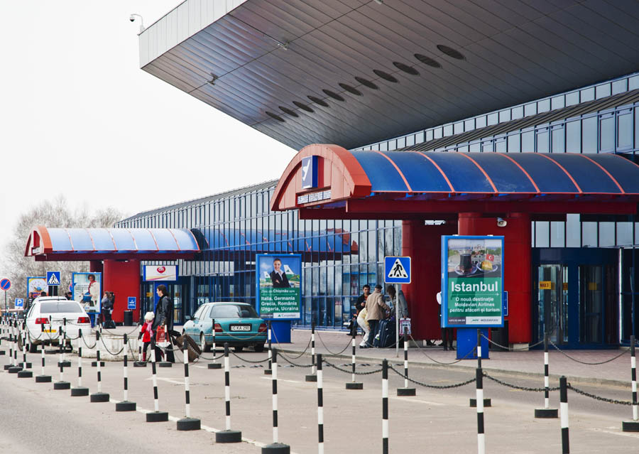 Вылетевший в Милан самолет был вынужден вернуться в Кишинев из-за технических неполадок