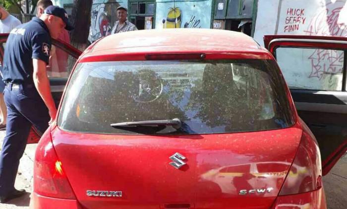 Молодой мужчина скончался за рулем автомобиля в Кишиневе