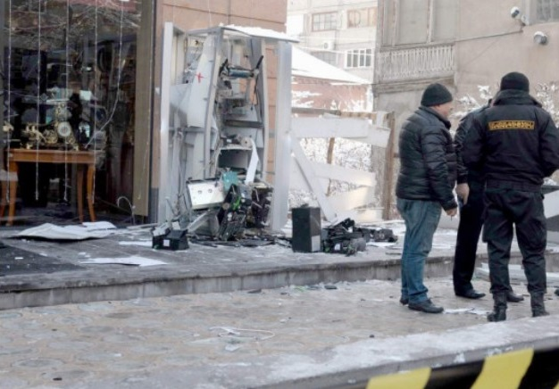 Взорвавший банкомат с 2 млн рублей молдаванин будет экстрадирован в Россию