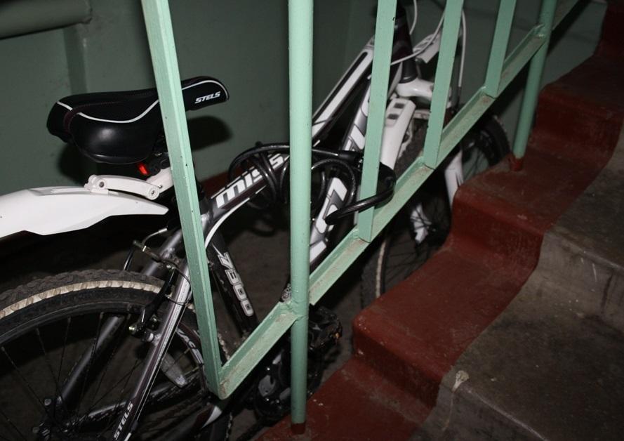 Предприимчивый кишиневец украл велосипед и продал его за 500 леев (ФОТО, ВИДЕО)