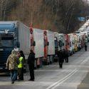 Дорожный налог на транзит через Молдову сократили почти на треть