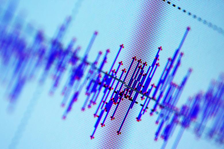 Сильное землетрясение произошло рядом с Молдовой