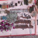 У бывшего сотрудника МВД обнаружили дома целый склад оружия и боеприпасов (ФОТО)