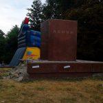 ПСРМ потребовала вернуть памятник Ленину в Фалештах на свое место и наказать виновных в демонтаже