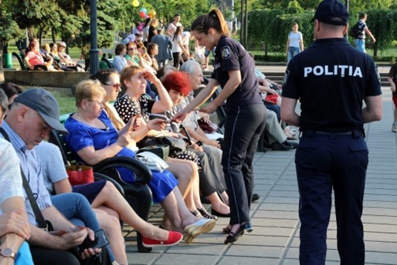 Полиция по всей стране сегодня будет обеспечивать общественный порядок