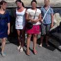 На Каля Басарабией полиция задержала шестерых жриц любви (ВИДЕО)