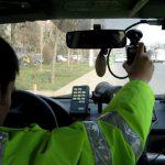 Список трасс, на которых за скоростью будут следить патрульные с радарами