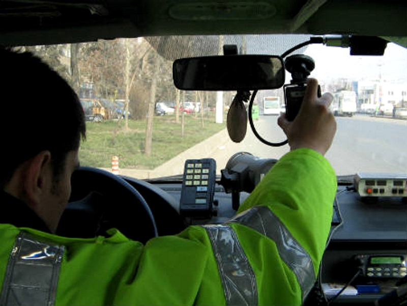 На каких трассах за скоростью следят патрульные с радарами