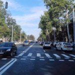 В центре столицы будут действовать ограничения из-за нанесения дорожной разметки