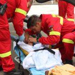 Медики SMURD экстренно доставили в Бухарест малыша с почечной недостаточностью (ВИДЕО)