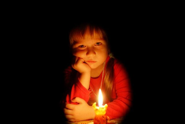 Некоторые жители Ботаники и Центра останутся сегодня без электричества