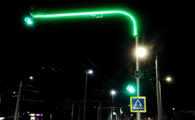 На бульваре Штефана чел Маре появились необычные светофоры (ВИДЕО)