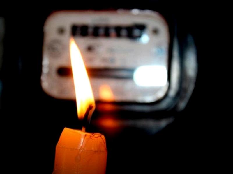 В трёх столичных секторах сегодня не будет света