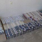 Контрабандисты попытались вывезти из страны почти 40 тысяч пачек сигарет (ФОТО)