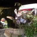 Шесть взрослых и ребенок тяжело пострадали в воскресной аварии (ФОТО)