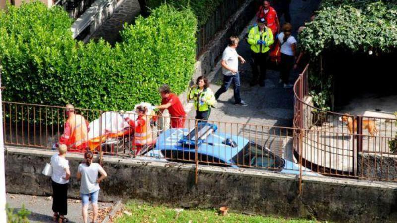 Молдаванин в Италии убил своего отчима и тяжело ранил мать (ФОТО, ВИДЕО)