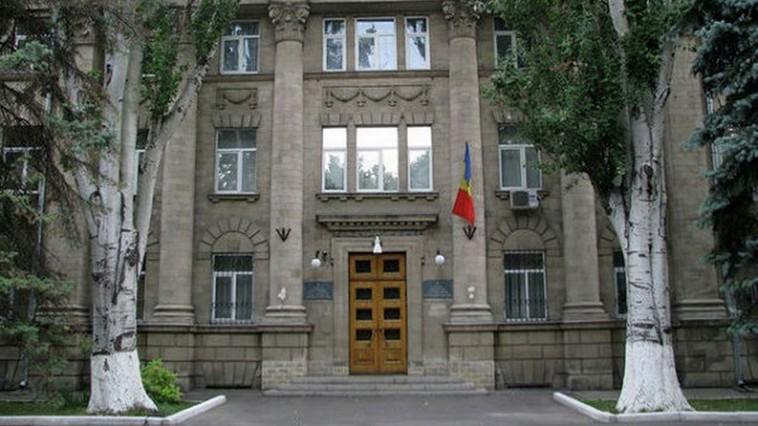 У здания СИБ в Кишиневе обнаружен военный снаряд (ФОТО)