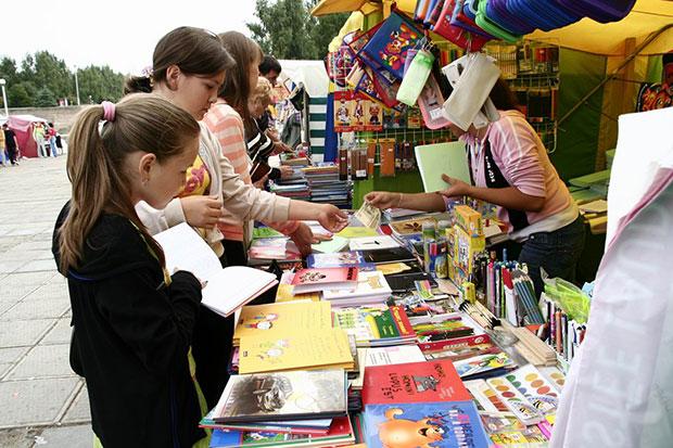 Где в Кишиневе искать школьные базары