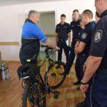"""Осенью полицейские Молдовы """"оседлают"""" велосипеды"""