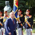 Додон: Национальная армия должна способствовать укреплению государственности Молдовы