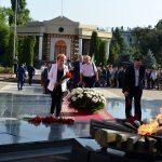 Гречаный: Гордимся вкладом нашего народа в победу над общим врагом