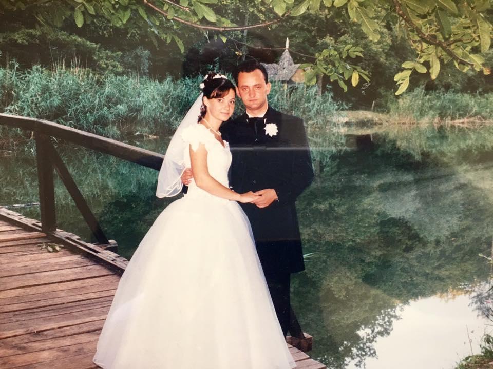Игорь и Галина Додон отмечают 18-летие брака
