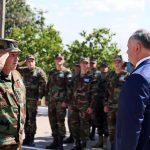 Президент представит командованию Нацармии нового министра обороны